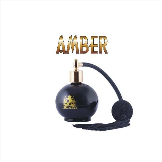 Parfémy Amber